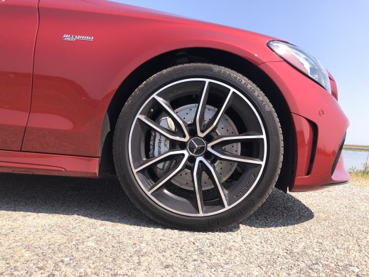 2019 Mercedes AMG C43 Coupe - Road Test Review - Burkart (59)
