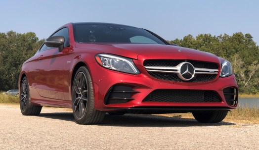 2019 Mercedes AMG C43 Coupe - Road Test Review - Burkart (61)