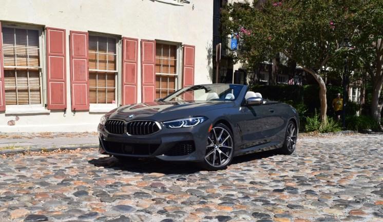 2019 BMW M850i Convertible Davit Grey Tom Burkart (1)