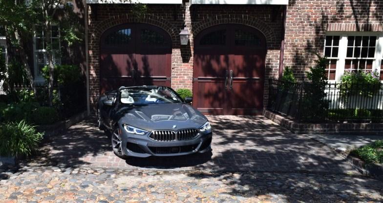 2019 BMW M850i Convertible Davit Grey Tom Burkart (18)