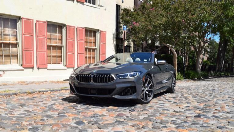 2019 BMW M850i Convertible Davit Grey Tom Burkart (2)