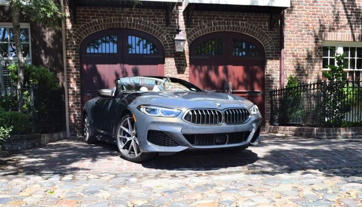 2019 BMW M850i Convertible Davit Grey Tom Burkart (20)