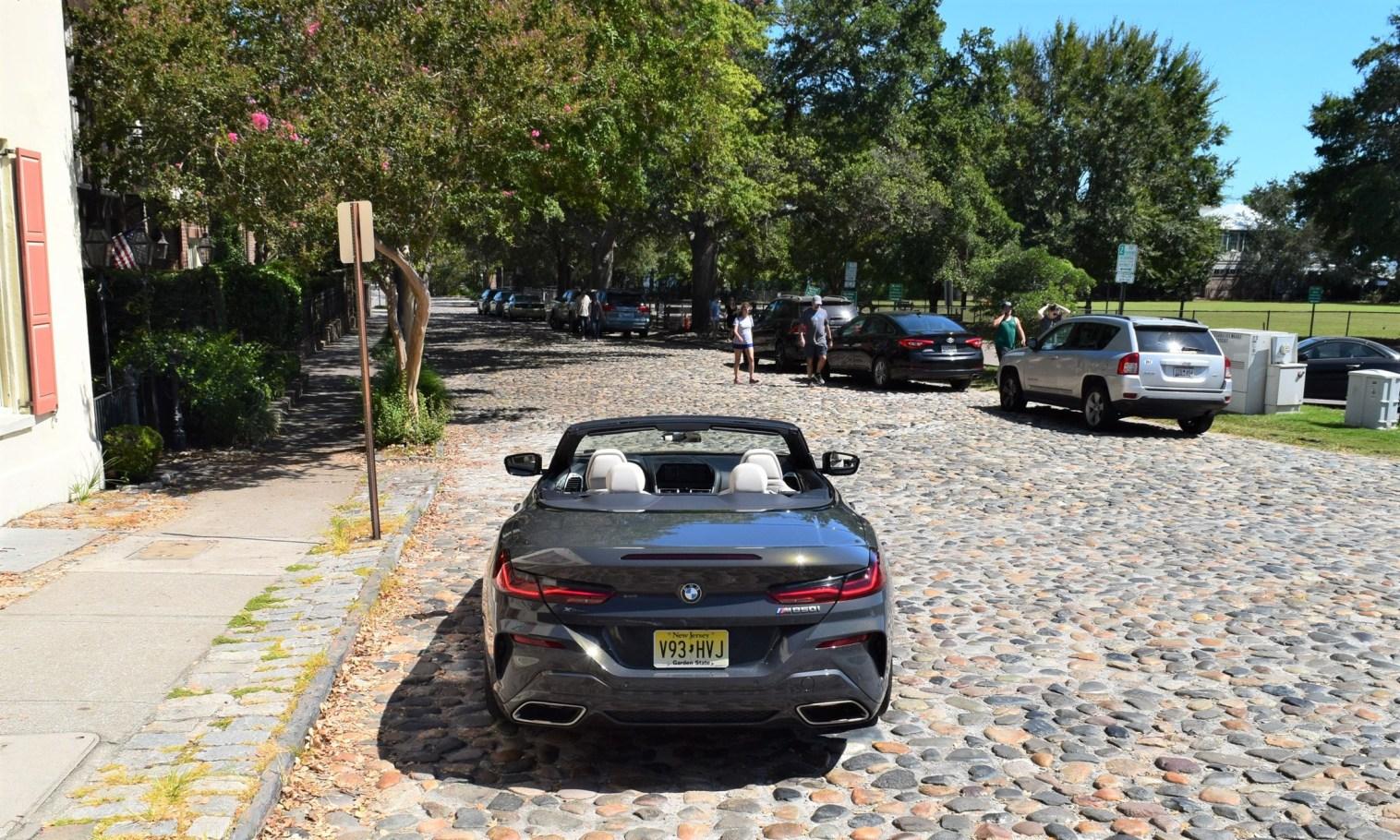 2019 BMW M850i Convertible Davit Grey Tom Burkart (24)
