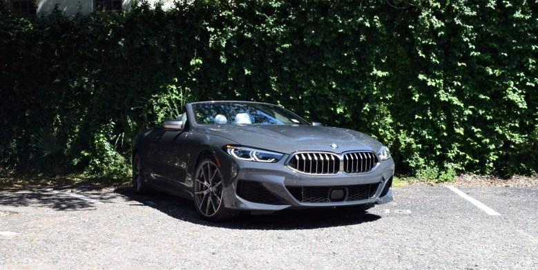2019 BMW M850i Convertible Davit Grey Tom Burkart (29)