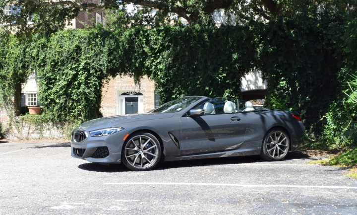 2019 BMW M850i Convertible Davit Grey Tom Burkart (30)