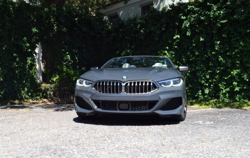 2019 BMW M850i Convertible Davit Grey Tom Burkart (34)