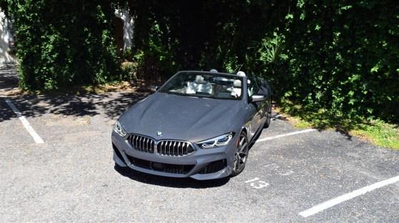 2019 BMW M850i Convertible Davit Grey Tom Burkart (35)