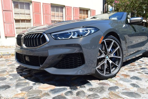 2019 BMW M850i Convertible Davit Grey Tom Burkart (9)