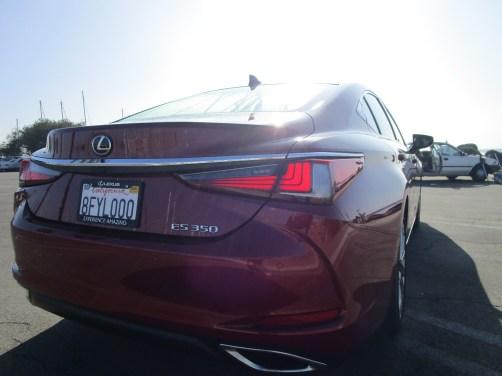 2019 Lexus ES350 Ultra Luxury Red (13)