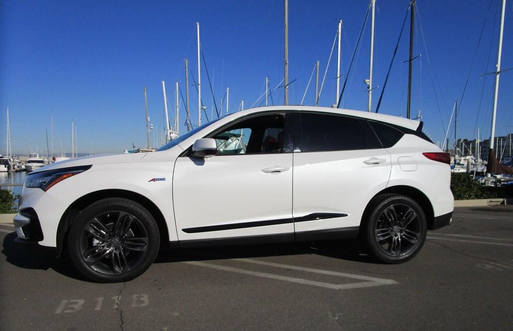 2020 Acura RDX A Spec AWD Car-Revs-Daily (10)