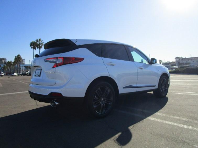 2020 Acura RDX A Spec AWD Car-Revs-Daily (28)
