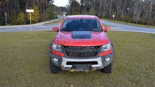 2020 Chevrolet Colorado ZR2 Bison Duramax Diesel Review (1)
