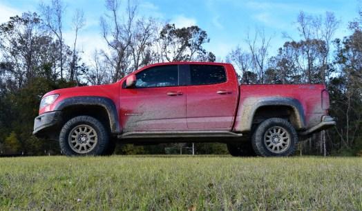 2020 Chevrolet Colorado ZR2 Bison Duramax Diesel Review (11)