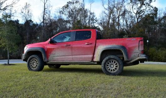 2020 Chevrolet Colorado ZR2 Bison Duramax Diesel Review (14)