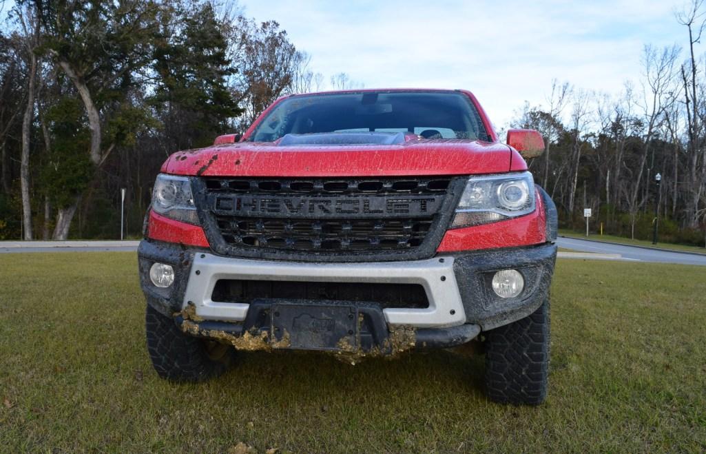 2020 Chevrolet Colorado ZR2 Bison Duramax Diesel Review (3)