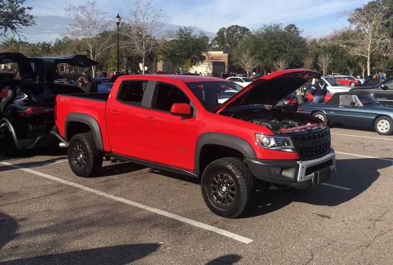 2020 Chevrolet Colorado ZR2 Bison Duramax Diesel Review (30)