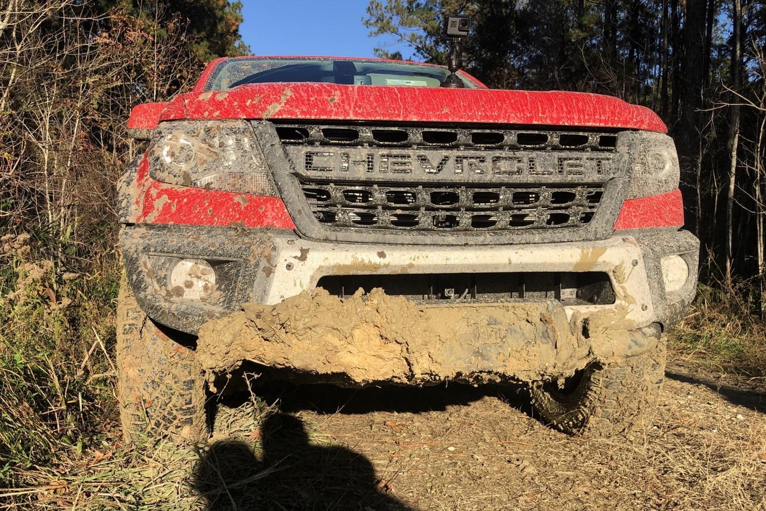 2020 Chevrolet Colorado ZR2 Bison Duramax Diesel Review (36)
