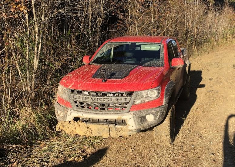 2020 Chevrolet Colorado ZR2 Bison Duramax Diesel Review (40)