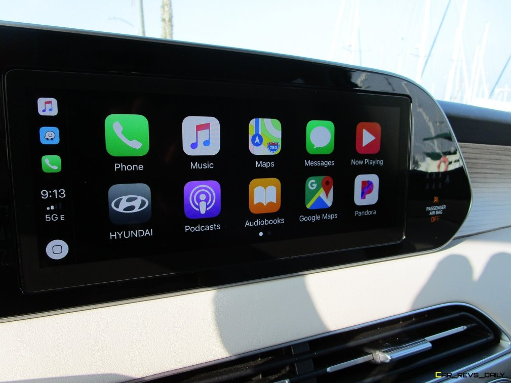 2020 Hyundai Palisade SEL FWD Review (50)