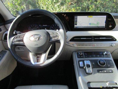 2020 Hyundai Palisade SEL FWD Review (62)