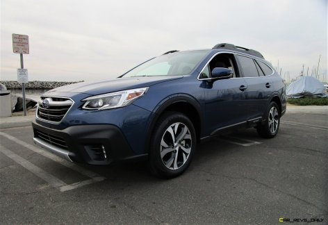 2020 Subaru Outback Limited - Road Test Review - By Ben Lewis (2)