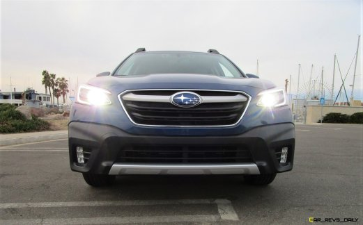 2020 Subaru Outback Limited - Road Test Review - By Ben Lewis (5)