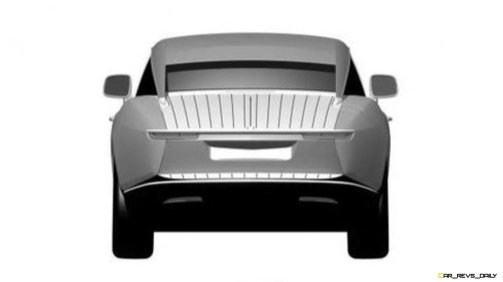 Rolls Roce Patent Image Rear View