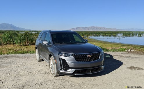 2020 Cadillac XT6 Matt Barnes (10)