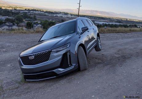 2020 Cadillac XT6 Matt Barnes (2)