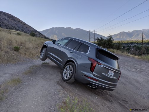 2020 Cadillac XT6 Matt Barnes (8)
