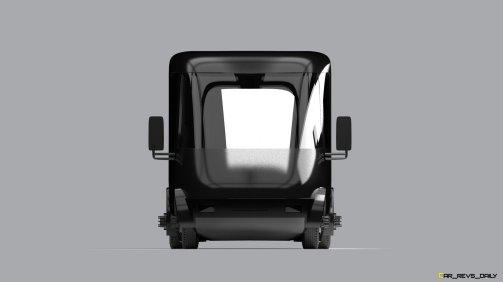 Bollinger Motors DELIVER-E Front