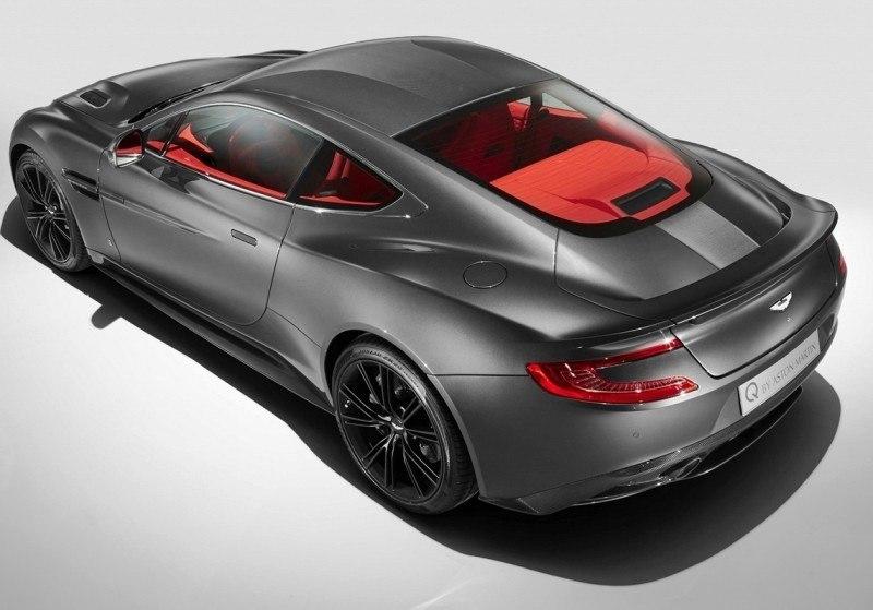 3.6s 2015 Aston Martin VANQUISH Adds Amazing ZF 8-Speed Auto for 201-MPH Vmax 15