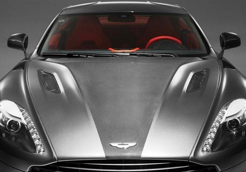 3.6s 2015 Aston Martin VANQUISH Adds Amazing ZF 8-Speed Auto for 201-MPH Vmax 18
