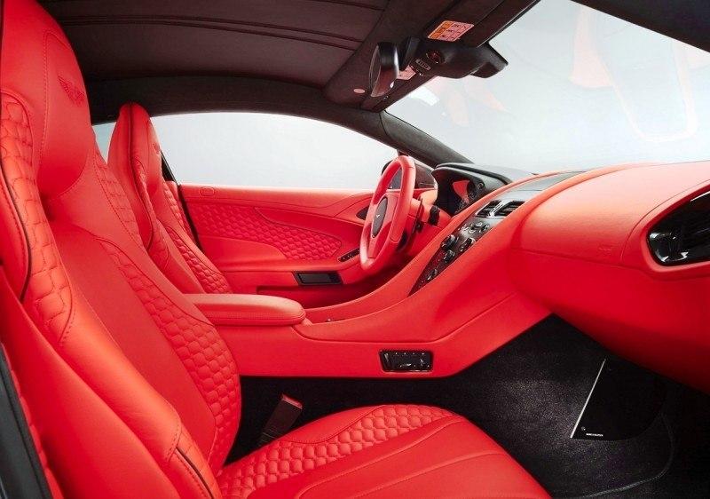 3.6s 2015 Aston Martin VANQUISH Adds Amazing ZF 8-Speed Auto for 201-MPH Vmax 24