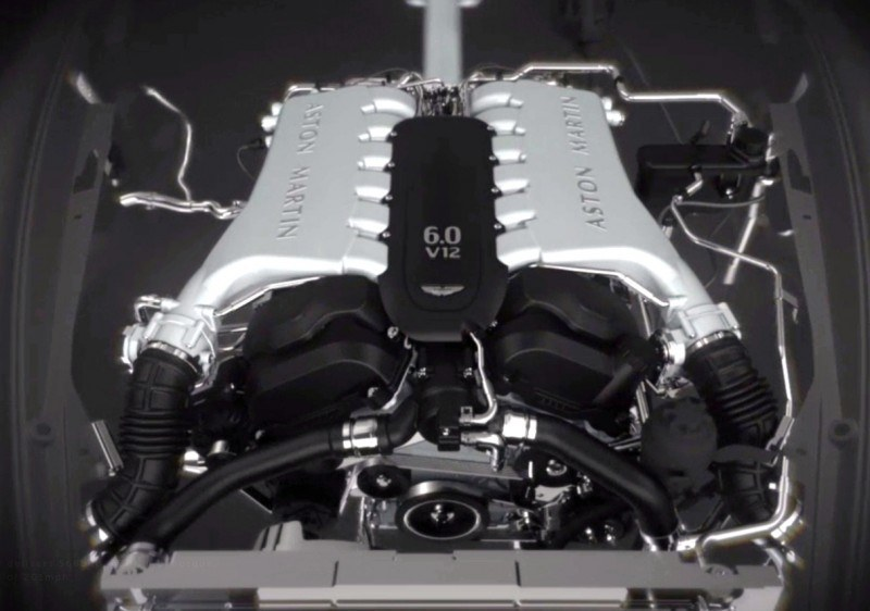 3.6s 2015 Aston Martin VANQUISH Adds Amazing ZF 8-Speed Auto for 201-MPH Vmax 27