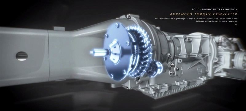 3.6s 2015 Aston Martin VANQUISH Adds Amazing ZF 8-Speed Auto for 201-MPH Vmax 30