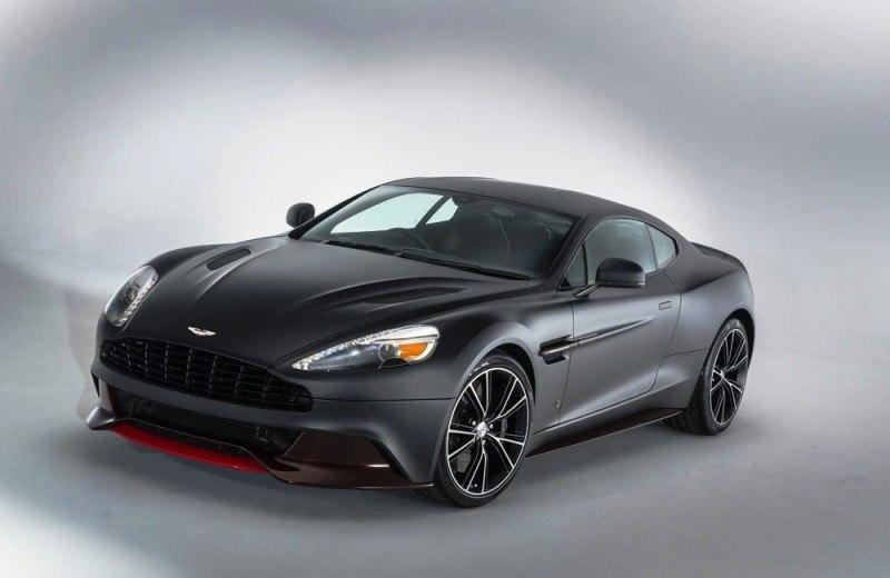 3.6s 2015 Aston Martin VANQUISH Adds Amazing ZF 8-Speed Auto for 201-MPH Vmax 41