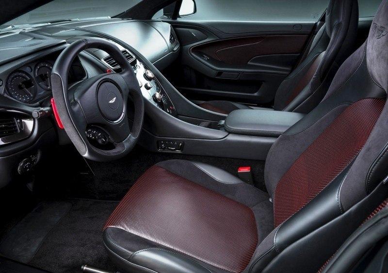 3.6s 2015 Aston Martin VANQUISH Adds Amazing ZF 8-Speed Auto for 201-MPH Vmax 9