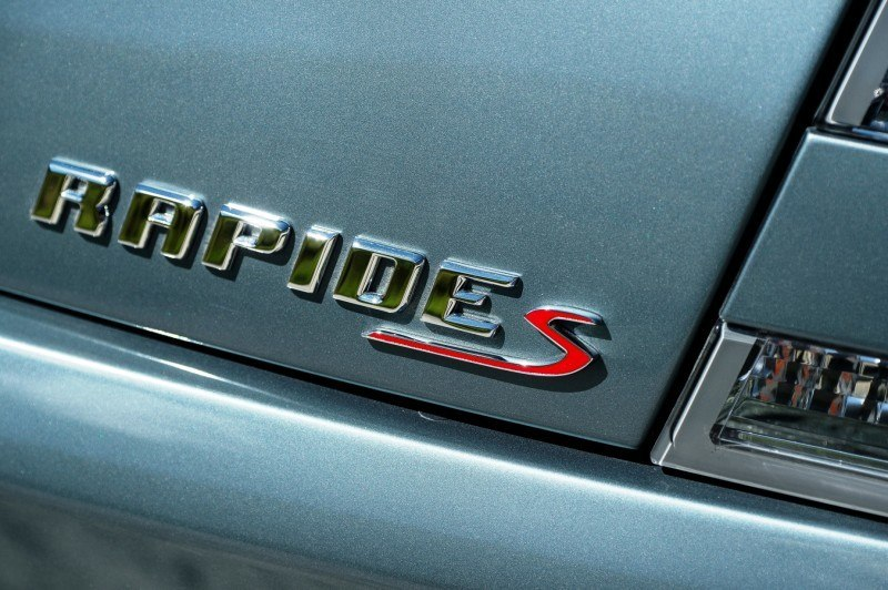 4.2s, 200-MPH 2015 Aston Martin RAPIDE S Also Nabs New Dampers, Torque-Tube and 8-Speed ZF Transaxle 149