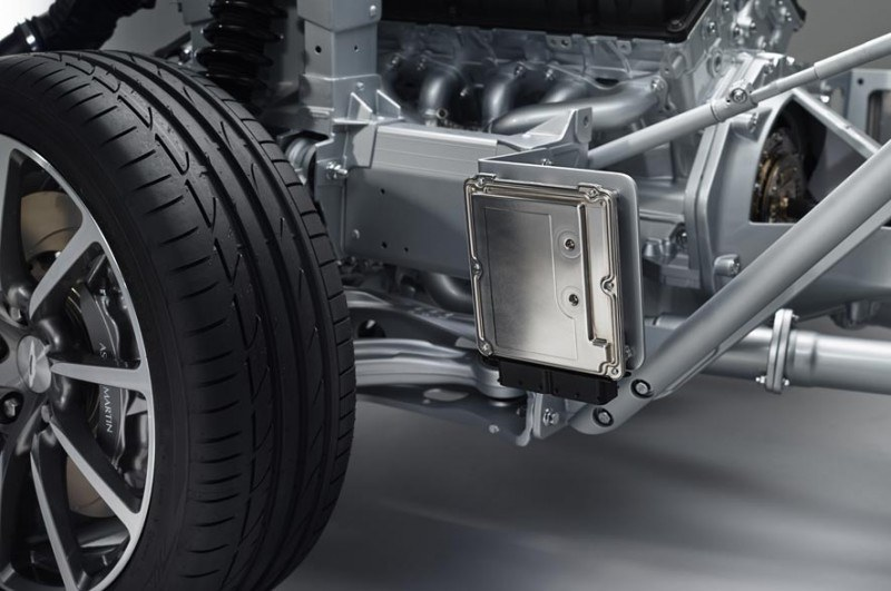 4.2s, 200-MPH 2015 Aston Martin RAPIDE S Also Nabs New Dampers, Torque-Tube and 8-Speed ZF Transaxle 193