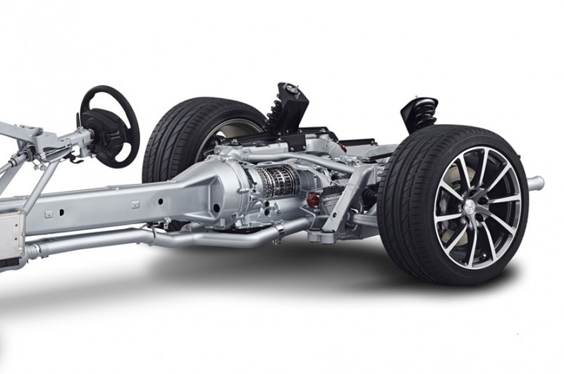 4.2s, 200-MPH 2015 Aston Martin RAPIDE S Also Nabs New Dampers, Torque-Tube and 8-Speed ZF Transaxle 215