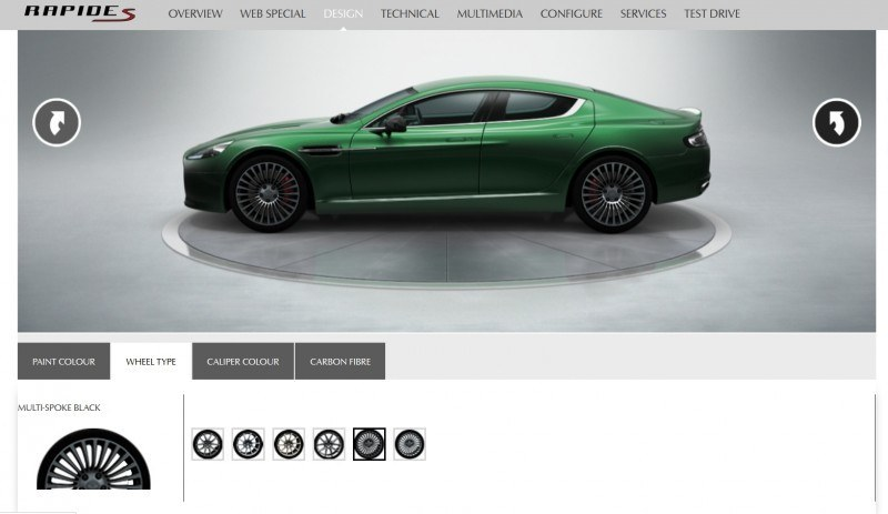 4.2s, 200-MPH 2015 Aston Martin RAPIDE S Also Nabs New Dampers, Torque-Tube and 8-Speed ZF Transaxle 24