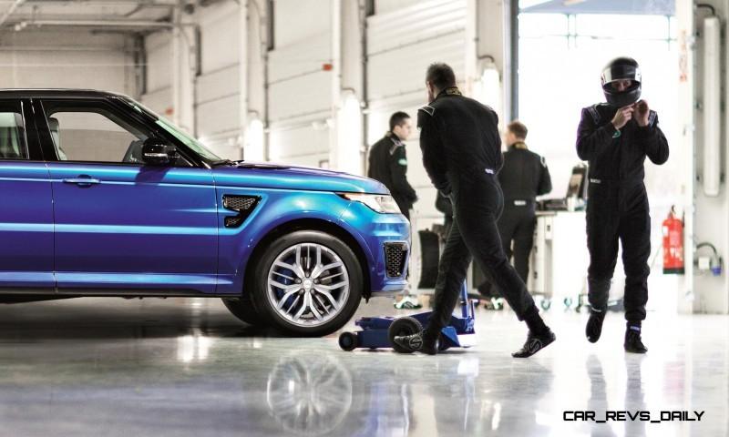 4.5s, 162MPH 2015 Range Rover Sport SVR is Official 17