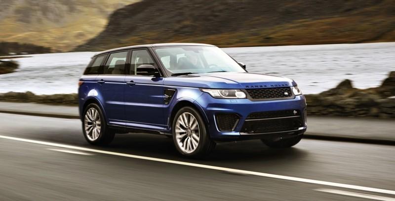 4.5s, 162MPH 2015 Range Rover Sport SVR is Official 28