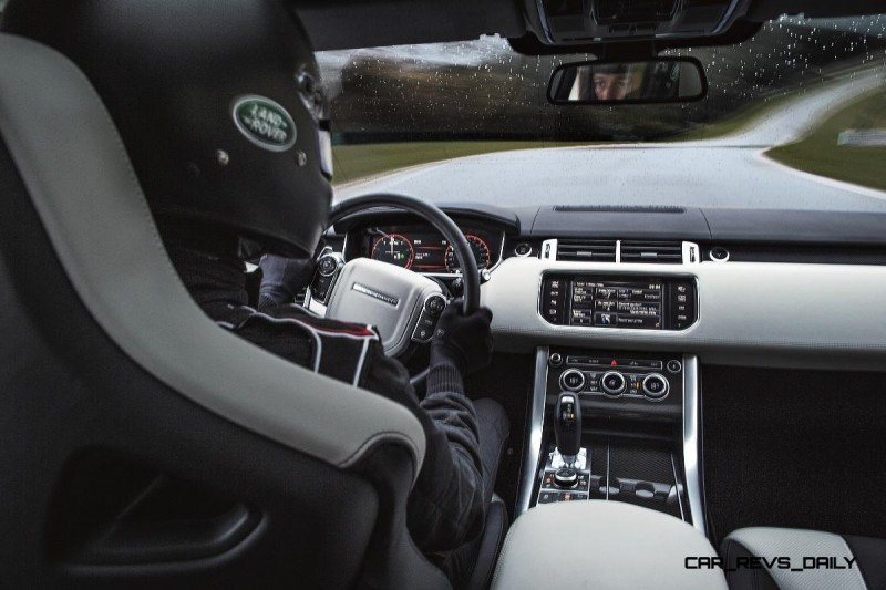 4.5s, 162MPH 2015 Range Rover Sport SVR is Official 4