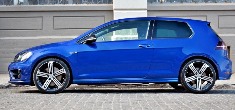 4.9s VW Golf R Officially Coming to USA in January 2015 With At Least 290HP 3