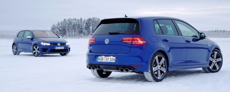 4.9s VW Golf R Officially Coming to USA in January 2015 With At Least 290HP 36