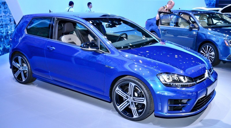 4.9s VW Golf R Officially Coming to USA in January 2015 With At Least 290HP 37