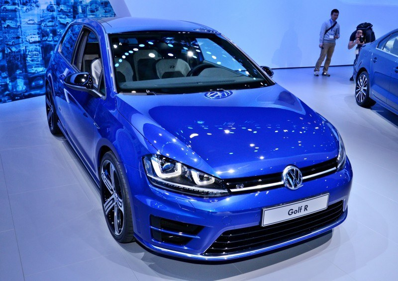 4.9s VW Golf R Officially Coming to USA in January 2015 With At Least 290HP 38