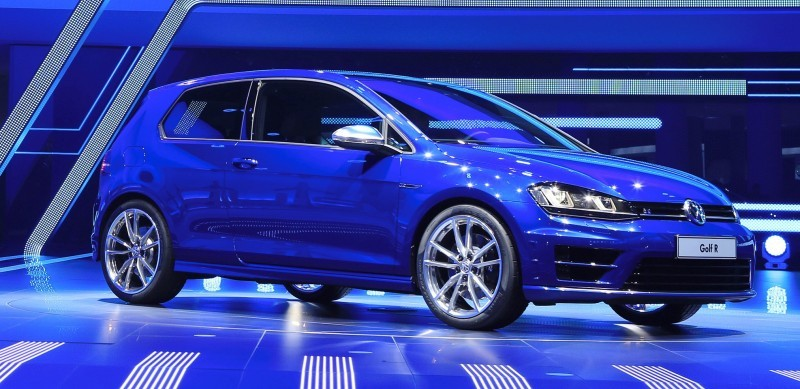 4.9s VW Golf R Officially Coming to USA in January 2015 With At Least 290HP 5